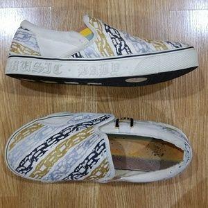 L.A.M.B Slip-On Sneakers
